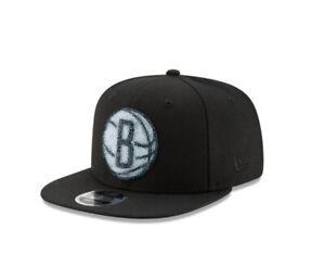 Brooklyn Nets New Era swarovski 59FIFTY Fitted Hat snapback $125 retail