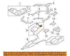 Infiniti NISSAN OEM 09-13 G37 3.7L-V6 Exhaust-Extension Pipe 20080JK00A