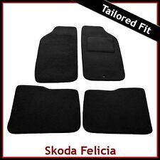 SKODA Felicia Su Misura Carpet Tappetini Auto (1994 1995 1996 1997 1998 1999 2000 2001)