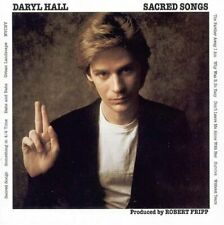 Sacred Songs by Daryl Hall (CD, Dec-2009, Sony Music Entertainment)
