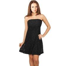 Vestiti da donna neri bandeau , Taglia XL