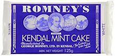 Romney's Kendal Mint Cake white bar 125g x 2