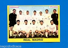 # CALCIATORI PANINI 1966-67 - Figurina-Sticker - REAL MADRID -Rec