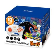 Atgames Blast Legends Flashback Blast Featuring Space Invaders And Burger Time
