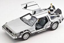 BLITZ VERSAND DeLorean Zurück in die Zukunft 2 Back to the Future II 1:24 NEU 41