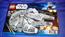 lego millenium falcon  7965 never been opend still factory sealed star wars lego