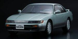 Kyosho Samurai Nissan Silvia K's S13 Two Tone 1:18 Scale Model Car - Brand New