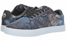 N1749 - Mens Osiris Rebound VLC Shoes - New Size 10 Huit / Skull / Army - #29454