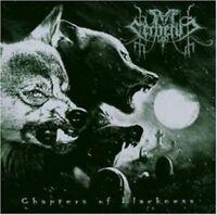 Cerberus - Chapters of Blackness [CD]