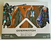 NEW Hasbro Overwatch Ultimates Shrike Ana & Soldier 76 Action Figure 2-Pack