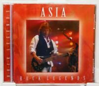 ASIA + CD + Rock Legends + Starkes Album mit 11 tollen Songs +