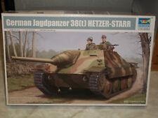 Trumpeter 1/35 Scale German Jagdpanzer 38(t) Hetzer-Starr
