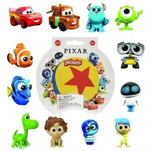 Disney Pixar Minis 2020 Choose Your Character