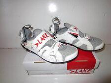 NEW - Lake TX312 Carbon Triathlon Cycling Shoes / BOA, EU 40, US 6