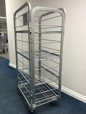 4 Tier Milk Trolley - heavy duty, reconditioned to high standard