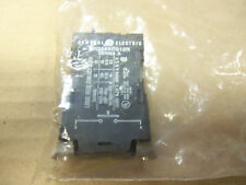 New GE General Electric CR204XCS10R Series A Contact block