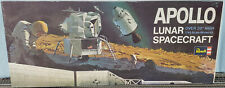 Revell #H-1838 1/48th Scale Plastic Model of the Apollo Lunar Spacecraft