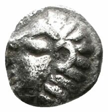 Koc Greek Coins. IONIA. Kolophon. Hemiobol. 7mm.0,41g. Late 6th century BC.
