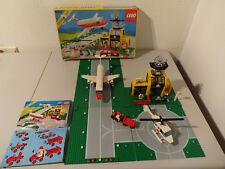(GO1) Legoland 6392 Aeropuerto/Aeropuerto con Caja Orig. & Ba 100% Completo