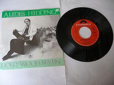 """ALIDIES HIDDING""""HOLLYWOOD SEVEN-disco 45 giri POLYDOR 1980"""""""