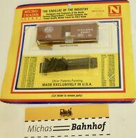 Boursouflure Kit N.y. c. &h.r. 94283 Marchandises Micro Trains 39119 1:160 HC6