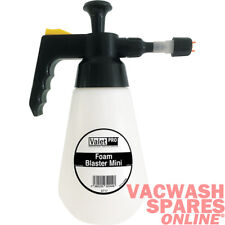 VALETPRO SNOW FOAM BLASTER MINI 1.5L -SNOW FOAM PRESSURE SPRAYER- CAR FOAM LANCE