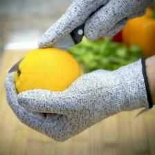 1 Set Cut Resistant Gloves Anti Cutting Perfect For Food Preparation In Kitchens