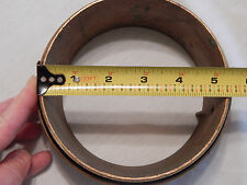 Brass 5 8 Tpi M Thread By 5 4 Tpi Fire Hose Coupler Adapter Steampunk Maybe