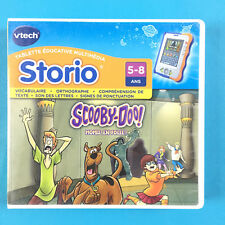 Scooby-Doo momie en folie Storio / Jeu Vtech Storio 1, 2, Baby, Storio 3, 3S