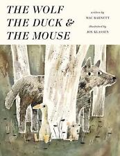 The Wolf, the Duck, and the Mouse, , Barnett, Mac, Very Good, 2017-10-10,