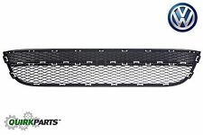 2009-2011 VW Volkswagen Tiguan Front Lower Bottom Bumper Grille Grill OEM NEW
