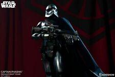 Star Wars Sideshow Collectibles Captain Phasma Premium Format 1:4 Statue