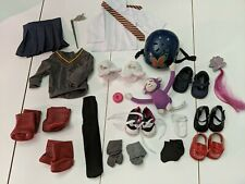 American Girl Monkey Lindsey's Helmet Harry Potter Clothes Shoes Accessories Lot