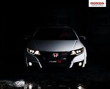 Honda Civic Type R 06 / 2015 catalogue brochure Austria German