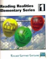 Reading Realities: Elementary Series Module 1 w/ Manual Pc Mac Cd comprehension
