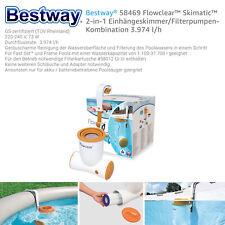 Bestway 58469 Einhängepumpe 3974 L/h Skimatic Pumpenkombi