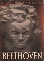 Ludwig van Beethoven - Lux-Lesebogen 122