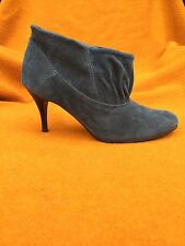 BARDOT ankle boots , blue / grey colour, size 7.