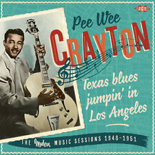 Pee Wee Crayton - Texas Blues Jumpin' In Los Angeles: The Modern Music Sessions
