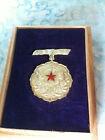 WWII Aikoku Fujinkai Membership Distinguished Service Medal in Original Box