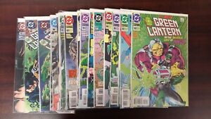 1994 DC COMICS GREEN LANTERN VOL 3 #52-181 MULTIPLE ISSUES/COVERS AVAILABLE!