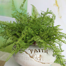 Beauty Fern Fake Plant Artificial Leave Foliage Home Party Decoration 39F460A