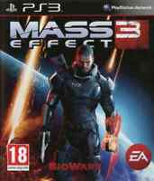 PS3-Mass Effect 3 /PS3 (PEGI)  GAME NEW