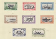 Stamps of Falkland Is