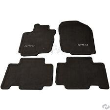 For Toyota RAV4 2006-2012 Set of 4 Dark Charcoal Carpet Floor Mats Genuine