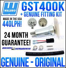 R32 R33 R34 250LPH E85 In-Tank Fuel Pump Kit F10000302 * WALBRO USA