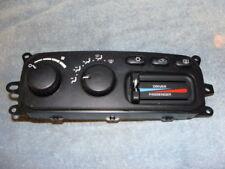 03 04 05 Dodge Ram 1500 2500 HEATER AC CLIMATE TEMP CONTROL DUAL ZONE P55056323