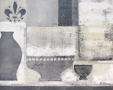Anna Flores Shades of Grey Poster Kunstdruck Bild 40x50cm - Germanposters