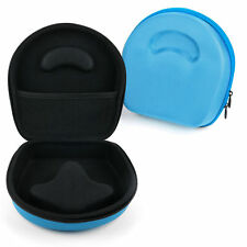 Hard Storage Case For Headphones / Earbuds, W/ Compartment For Focal Spirit One