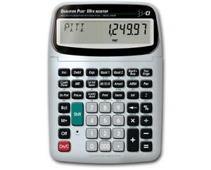 Calculated Industries Qualifier Plus IIIFX Desktop 43430